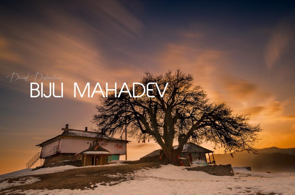 Divine Destination - Bijli Mahadev